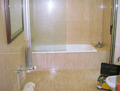 Cambio de ba era por plato ducha barcelona cambiar ba era por ducha reformas con duchas de - Como cambiar banera por ducha sin obra ...
