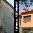 7 reforma de fachada casa unifamiliar en vallès