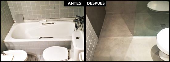 Cambios de ba era por ducha en barcelona precios reales - Banera o plato de ducha ...