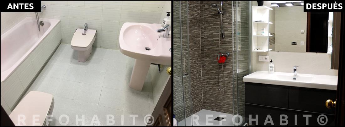 Reformar baño en Sant Esteve Sesrovires, Barcelona