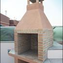 ¿Cómo hacer una barbacoa de obra en la terraza? (proceso)