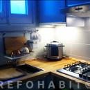 Reforma de cocina en piso del Ensanche de Barcelona con muebles IKEA