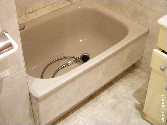 Proceso cambio de ba era por ducha obra en barcelona for Cambio banera por ducha barcelona