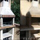 Cómo reformar barbacoa de obra en terraza de piso de Barcelona