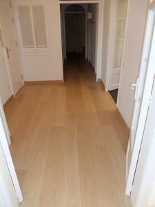 Recibidor de piso reforma integral