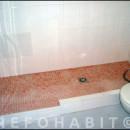 Cambio de bañera por plato de ducha de obra y gresite
