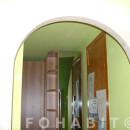 Arcos interiores, construidos con obra, en habitaciones, salón o estancias