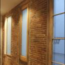 Limpieza y restauración de paredes de obra vista o ladrillo antiguo (fotos I)