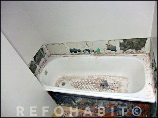 Reforma Baño Banera Por Ducha:-bañera-por-ducha-resina – Reformas REFOHABIT Barcelona
