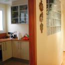 Reforma de cocina integral, con ampliación, en piso de Sant Gervasi Barcelona