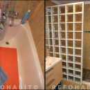 Reforma de baño en Sants con cambio de bañera por ducha