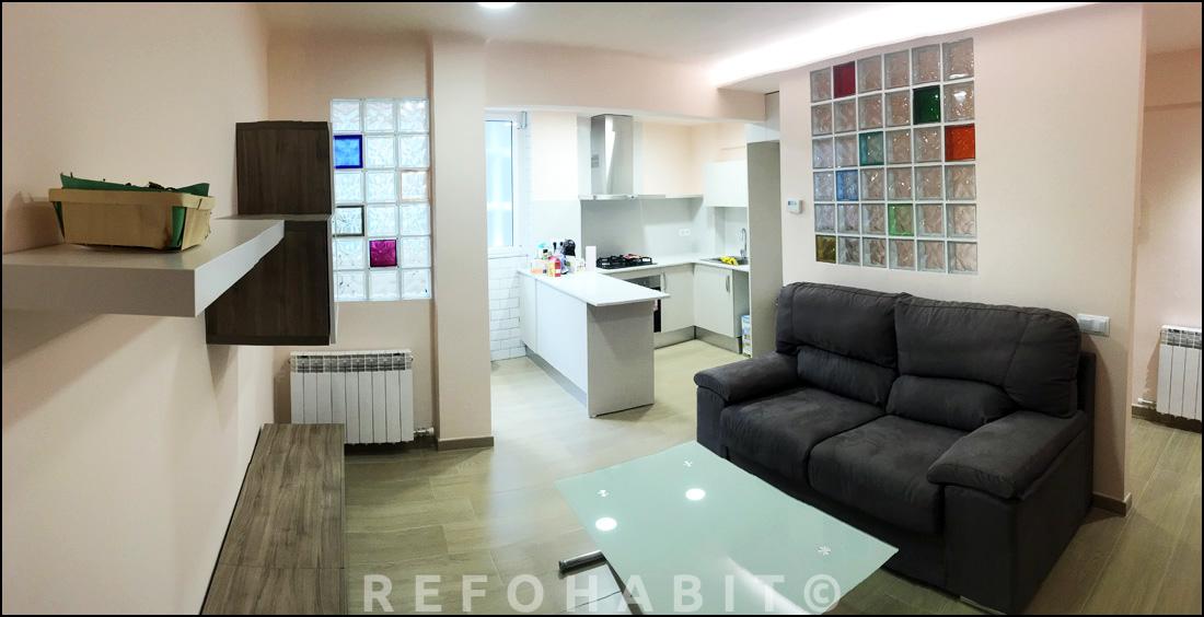 Reforma integral de piso en sant andreu barcelona - Reformas de piso ...