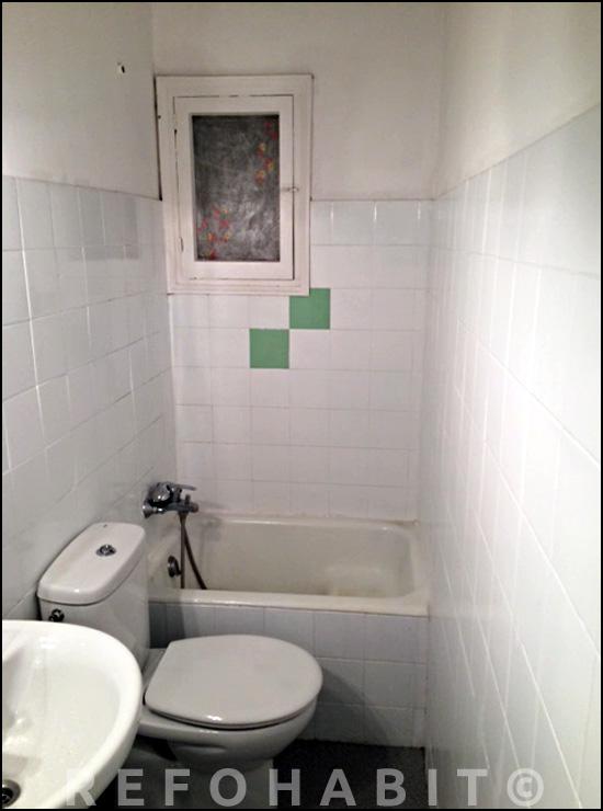 El cambio de ba era por ducha m s barato de barcelona - Duchas pequenas ...